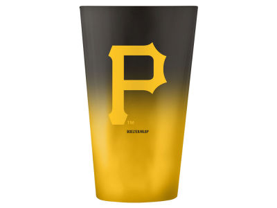 Pittsburgh Pirates 16oz Ombre Pint Glass