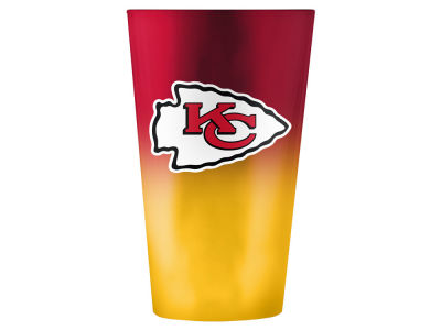 Kansas City Chiefs 16oz Ombre Pint Glass