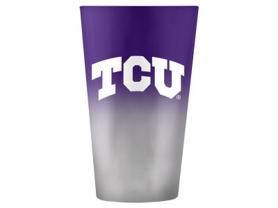 Texas Christian Horned Frogs Boelter Brands 16oz Ombre Pint Glass