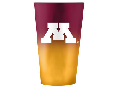 Minnesota Golden Gophers Boelter Brands 16oz Ombre Pint Glass