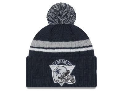 Dallas Cowboys New Era NFL Diamond Stacker Knit