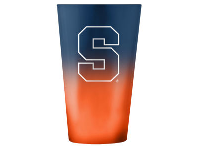 Syracuse Orange 16oz Ombre Pint Glass