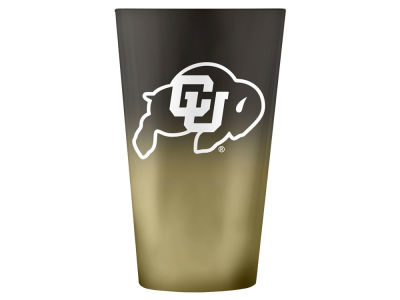 Colorado Buffaloes Boelter Brands 16oz Ombre Pint Glass