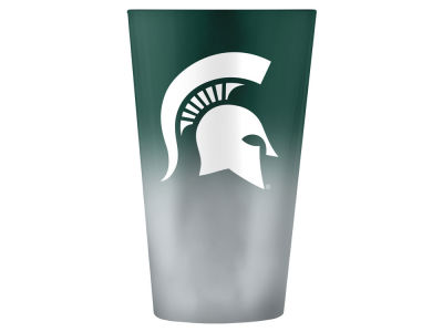 Michigan State Spartans Boelter Brands 16oz Ombre Pint Glass
