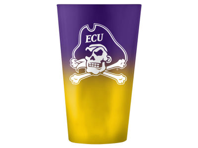 East Carolina Pirates 16oz Ombre Pint Glass