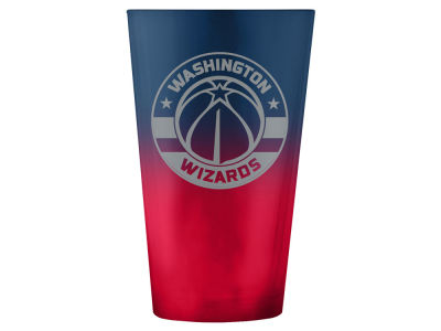 Washington Wizards 16oz Ombre Pint Glass