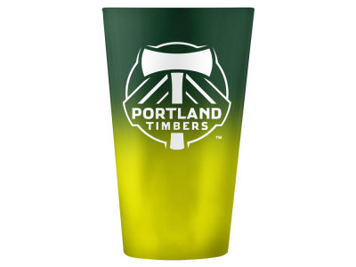 Portland Timbers 16oz Ombre Pint Glass