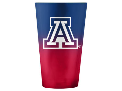Arizona Wildcats 16oz Ombre Pint Glass