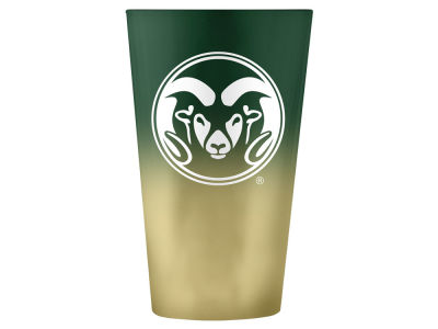 Colorado State Rams 16oz Ombre Pint Glass