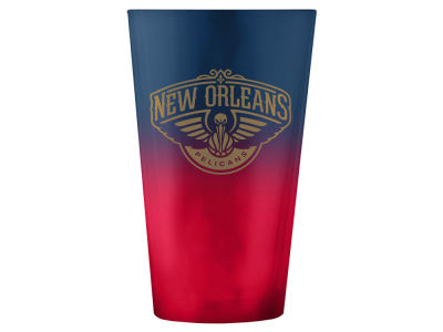 New Orleans Pelicans Boelter Brands 16oz Ombre Pint Glass