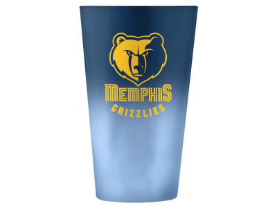 Memphis Grizzlies 16oz Ombre Pint Glass