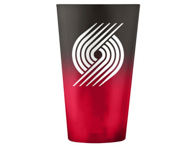 Portland Trail Blazers 16oz Ombre Pint Glass