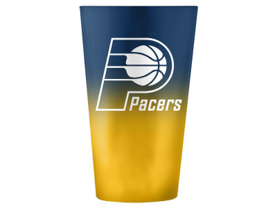Indiana Pacers 16oz Ombre Pint Glass