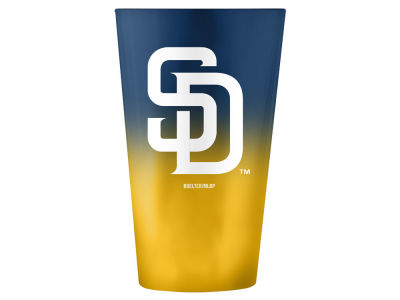 San Diego Padres 16oz Ombre Pint Glass