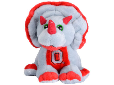 Ohio State Buckeyes 8 inch Triceratops
