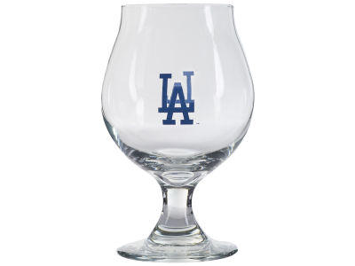 Los Angeles Dodgers 16oz Belgian Beer Glass