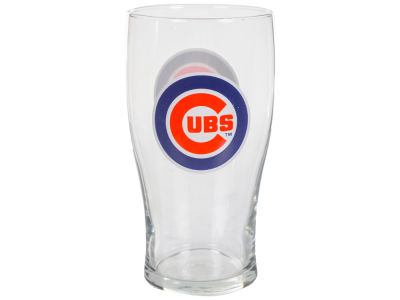 Chicago Cubs 16oz Pub Glass