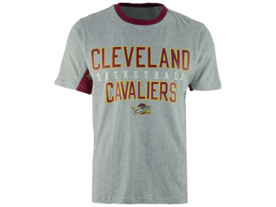 Cleveland Cavaliers G-III Sports NBA Men's Hands High Cut Back T-Shirt