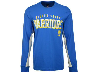 Golden State Warriors GIII NBA Men's Hands High Front Four Long Sleeve T-Shirt