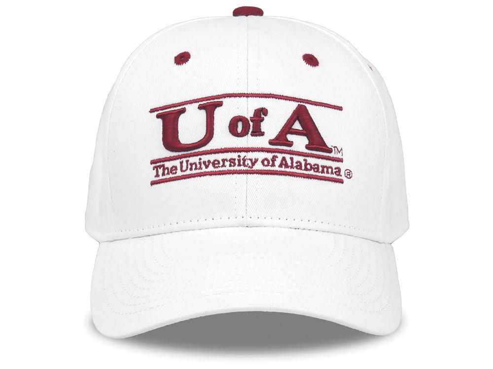 limited guantity uk cheap sale hot products Alabama Crimson Tide NCAA Classic Game 3 Bar Cap | lids.com