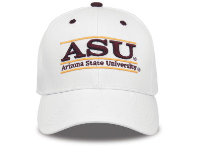 Arizona State Sun Devils NCAA Classic Game 3 Bar Cap