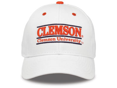 Clemson Tigers NCAA Classic Game 3 Bar Cap
