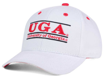 Georgia Bulldogs NCAA Classic Game 3 Bar Cap