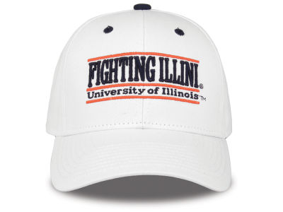 Illinois Fighting Illini NCAA Classic Game 3 Bar Cap