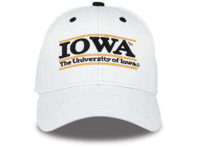 Iowa Hawkeyes NCAA Classic Game 3 Bar Cap