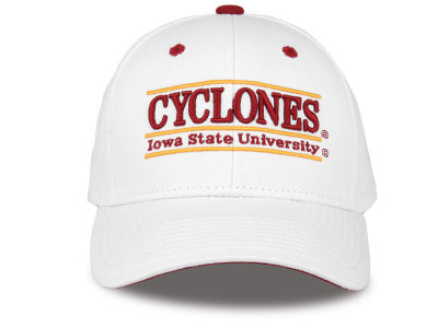 Iowa State Cyclones NCAA Classic Game 3 Bar Cap