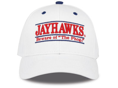 Kansas Jayhawks NCAA Classic Game 3 Bar Cap