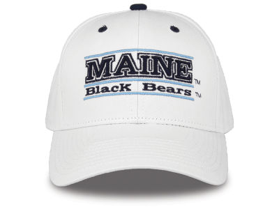 Maine Black Bears NCAA Classic Game 3 Bar Cap