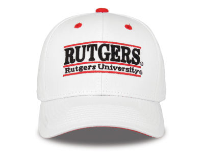 Rutgers Scarlet Knights NCAA Classic Game 3 Bar Cap