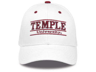 Temple Owls NCAA Classic Game 3 Bar Cap
