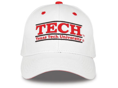 Texas Tech Red Raiders NCAA Classic Game 3 Bar Cap