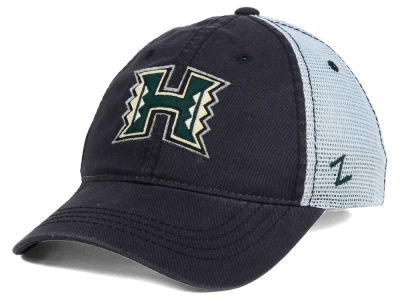 Hawaii Warriors NCAA Smokescreen Adjustable Cap