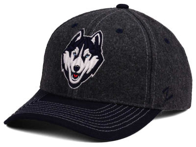 Connecticut Huskies Zephyr NCAA Anchorage Adjustable Cap