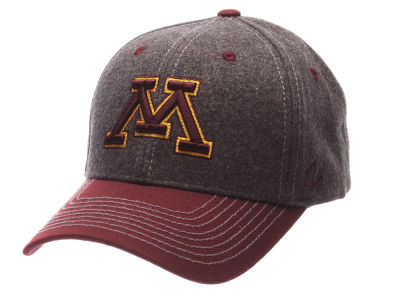 Minnesota Golden Gophers Zephyr NCAA Anchorage Adjustable Cap
