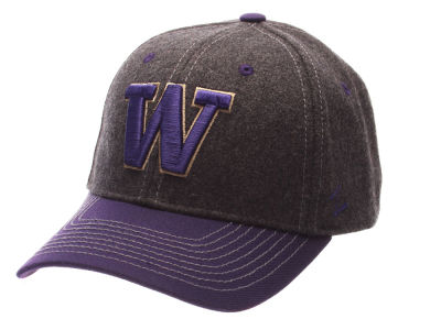 Washington Huskies Zephyr NCAA Anchorage Adjustable Cap