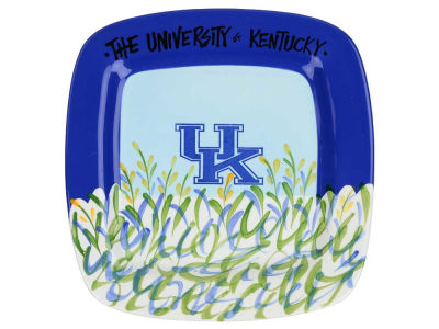 Kentucky Wildcats Square Platter
