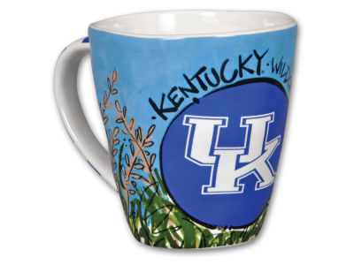 Kentucky Wildcats Art Mug