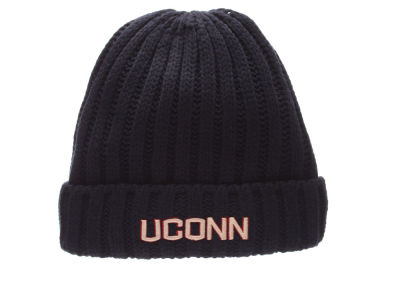 Connecticut Huskies Zephyr NCAA Wharf Cuff Knit