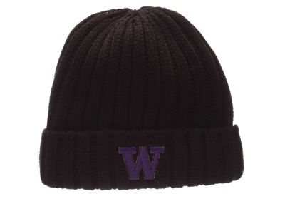 Washington Huskies Zephyr NCAA Wharf Cuff Knit