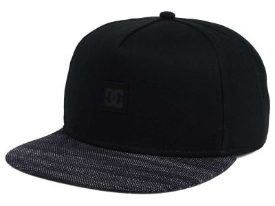 DC Shoes Partner Snapback Cap