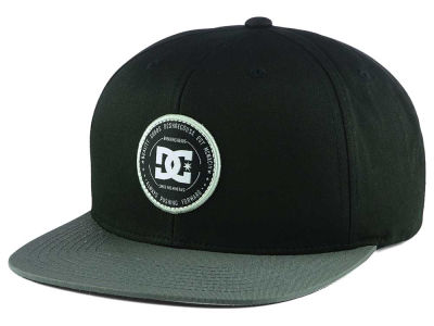 DC Shoes Precurse Snapback Cap