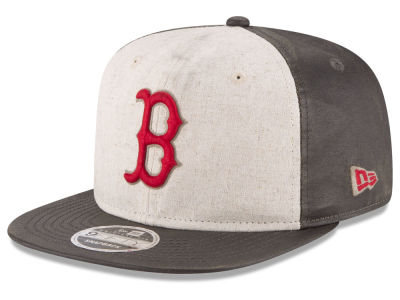Boston Red Sox MLB Vintage Waxed 9FIFTY Snapback Cap