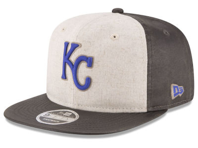 Kansas City Royals MLB Vintage Waxed 9FIFTY Snapback Cap