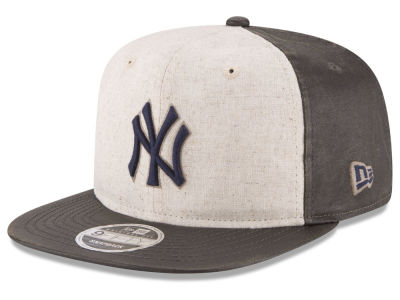 New York Yankees MLB Vintage Waxed 9FIFTY Snapback Cap