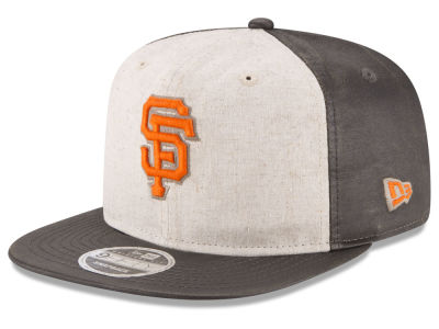 San Francisco Giants MLB Vintage Waxed 9FIFTY Snapback Cap