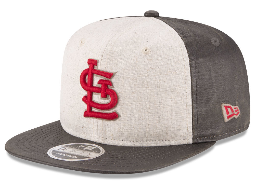 size 40 ae9c5 72a05 ... norway st. louis cardinals new era mlb vintage waxed 9fifty snapback cap  7aadb 77025